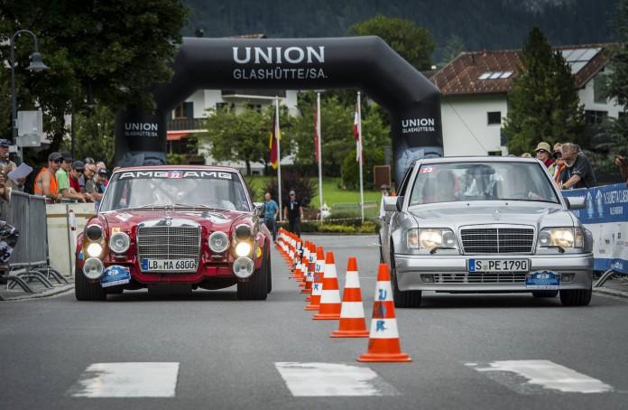 2016 Silvretta Classic Rallye