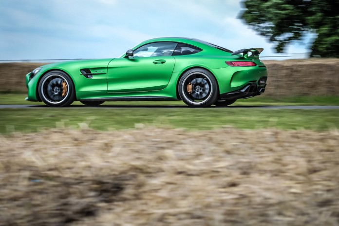 Mercedes-AMG GT-R at the Goodwood Festival of Speed 2016