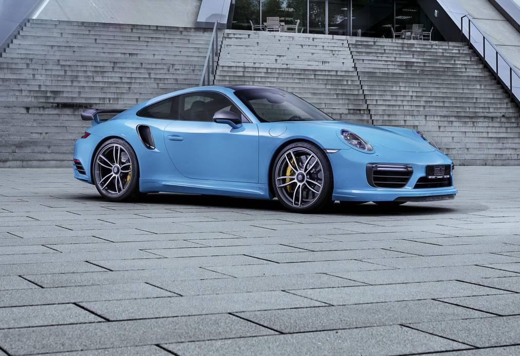 2017 Porsche 911 Much Faster With New Techart Powerkit