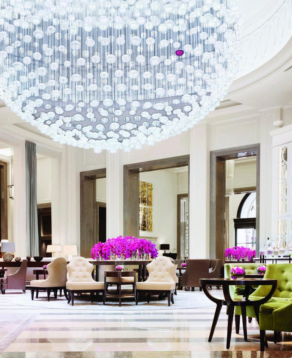 Corinthia Hotel London Review Gtspirit