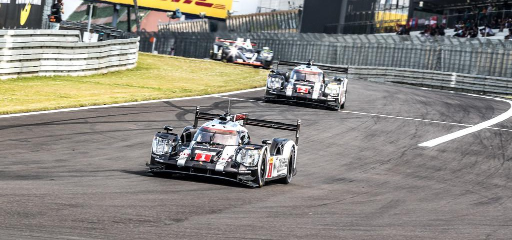 A Weekend with Porsche at the WEC 6 Hours of Nürburgring