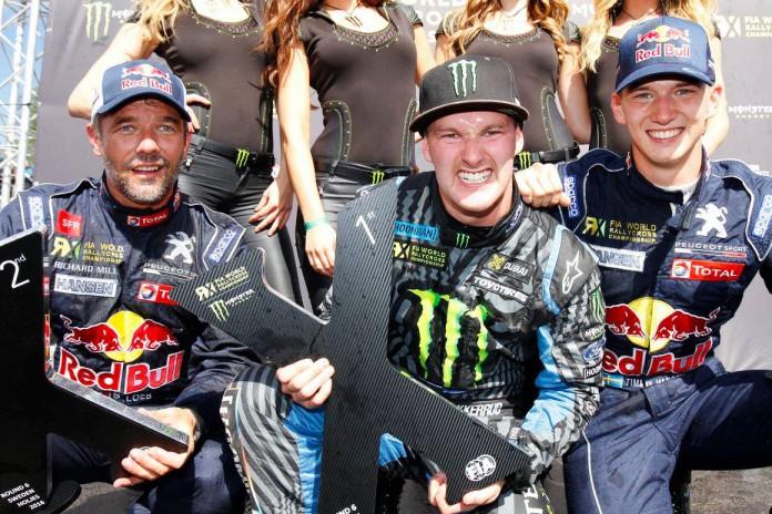 World RX of Sweden Winners