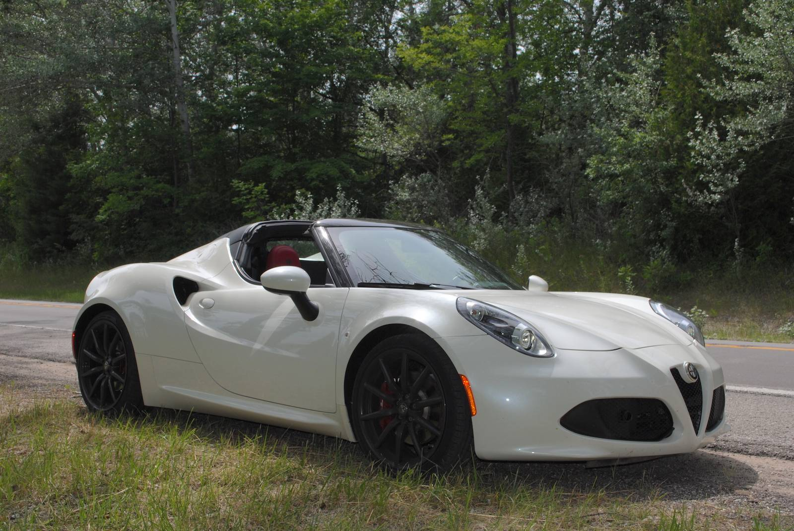 Model 2016 Alfa Romeo 4C Spider Review  GTspirit