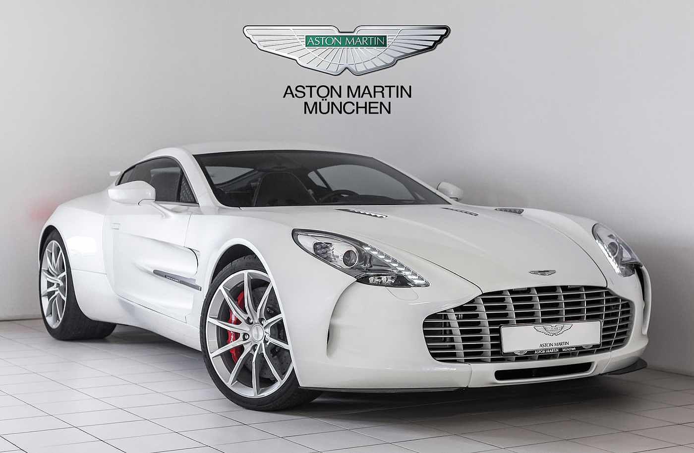 67 Of 77 Aston Martin One 77 For Sale In Munich At 3 3 Million Gtspirit
