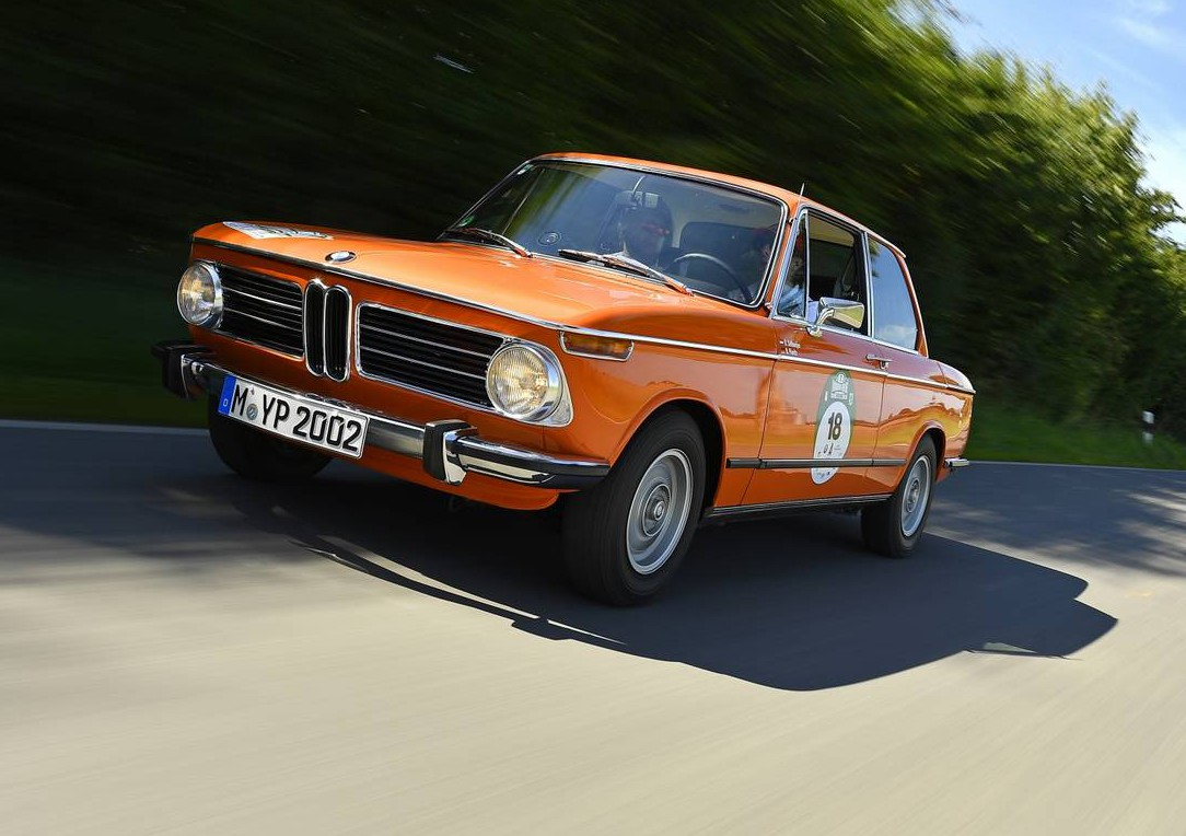 Special Report: Hamburg-Berlin Classic Rallye 2016 with BMW Classic