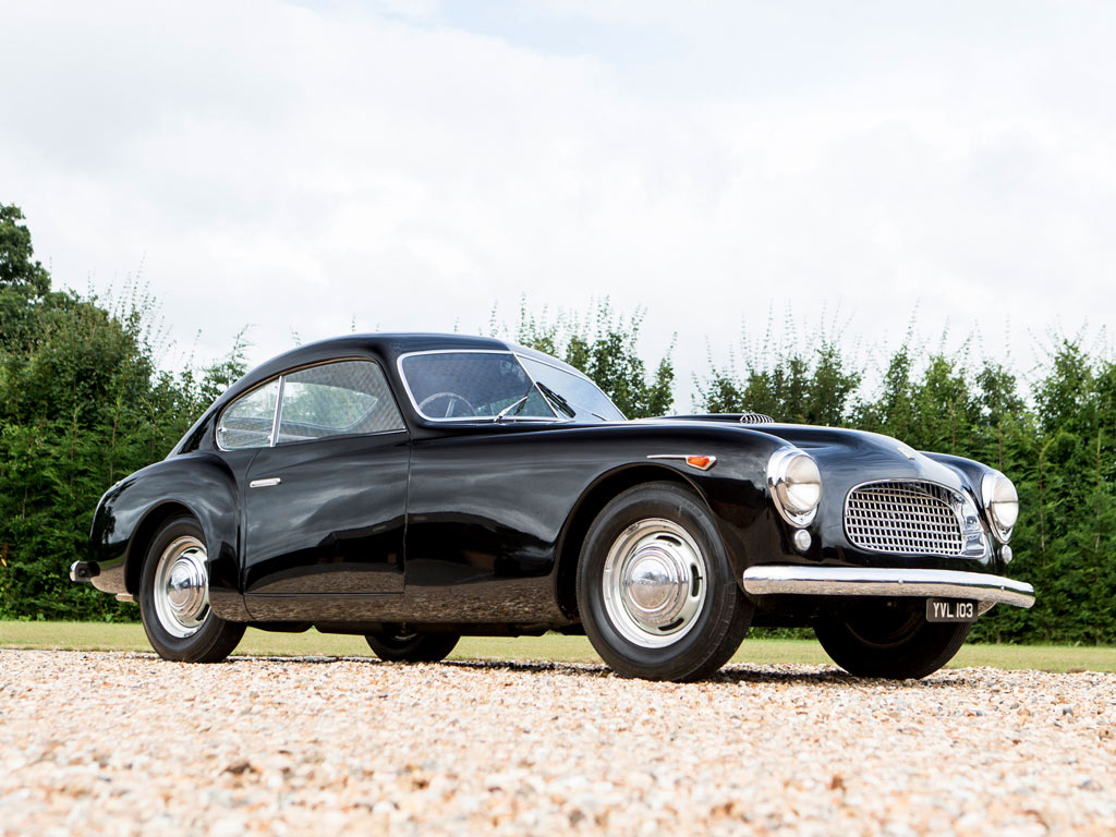 Oldest Ferrari In The Uk Now For Sale 11th Car Built By Ferrari