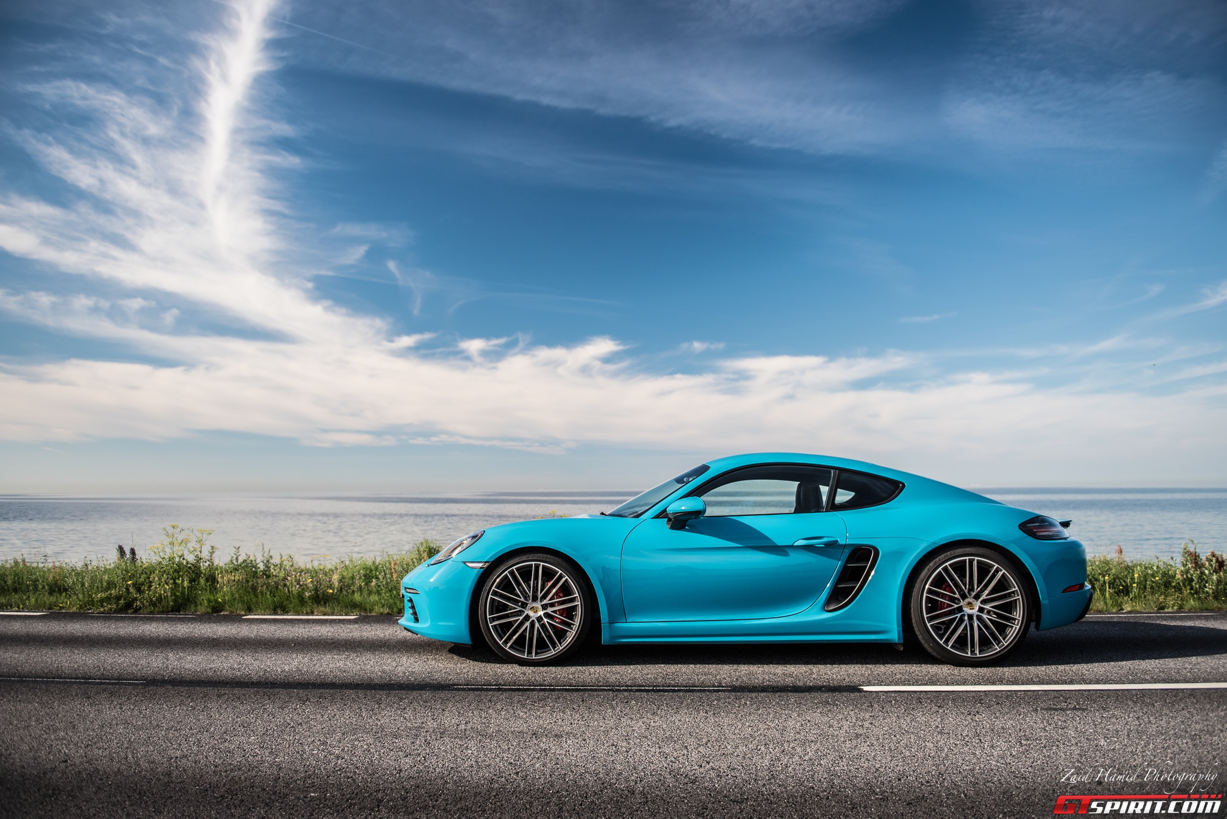 2017 porsche 718 cayman review gtspirit. Black Bedroom Furniture Sets. Home Design Ideas