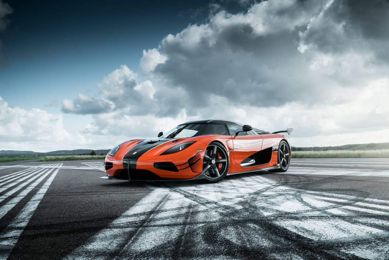 Meet The Koenigsegg Agera Xs First Agera Rs In The Us