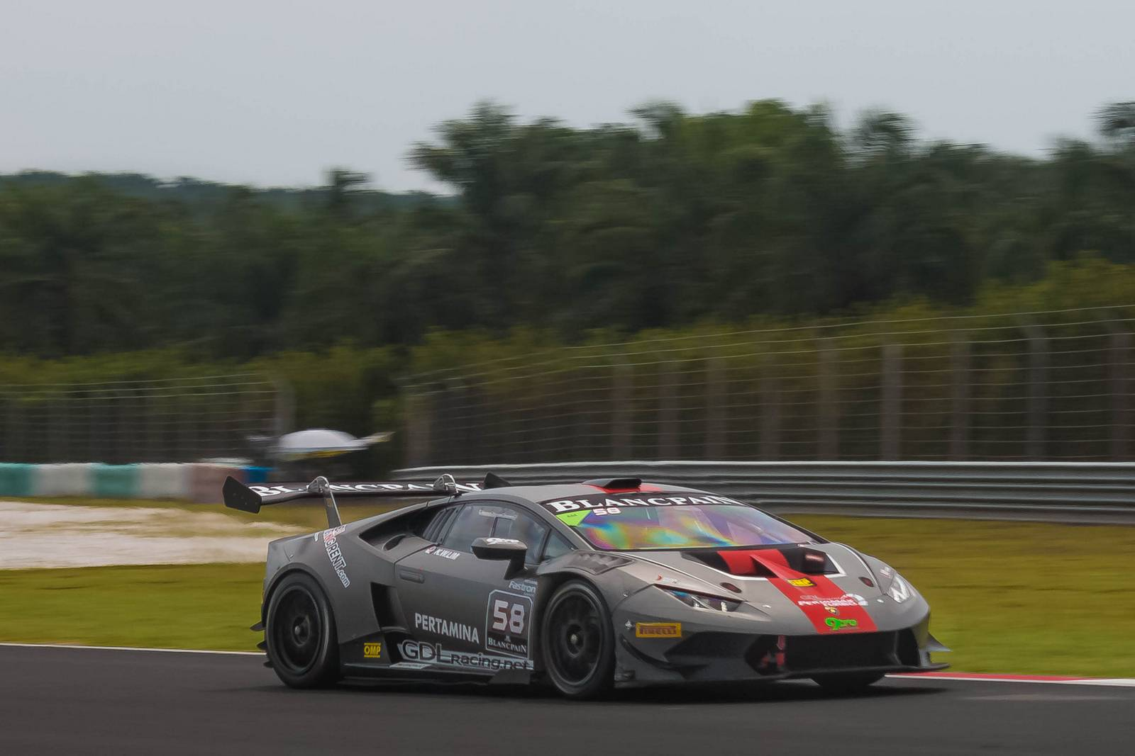 Lamborghini Blancpain Super Trofeo Asia: Round of Malaysia