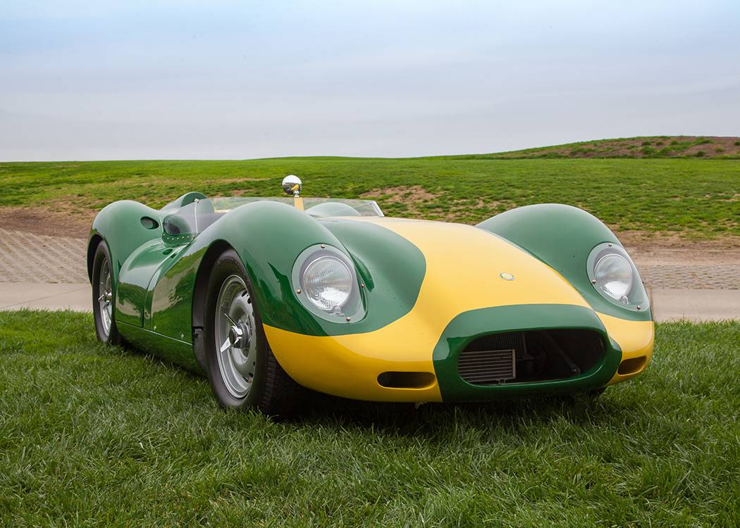 $1 Million Lister Knobbly Stirling Moss – World's Only Full Magnesium Car