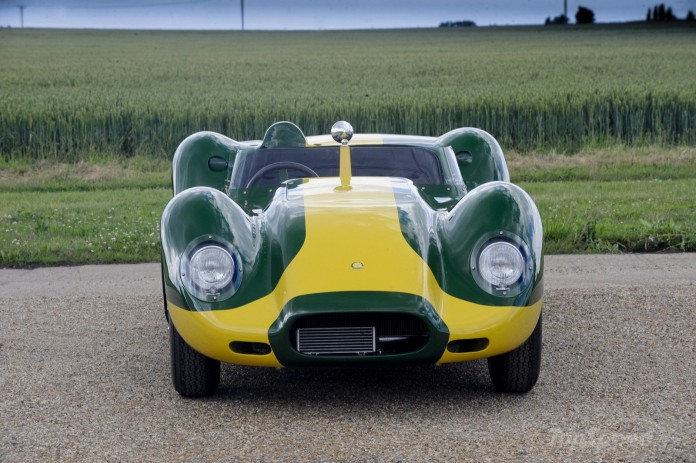 Lister Stirling Moss Edition 3