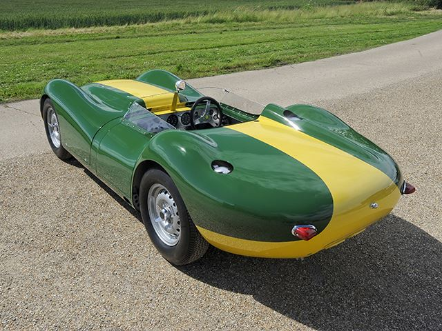 Lister Stirling Moss Edition