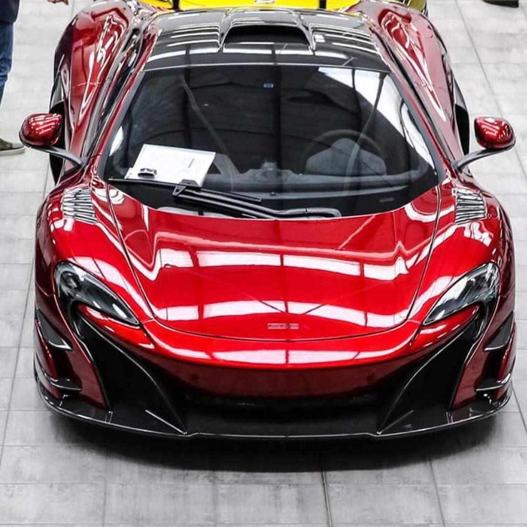 Limited Edition MSO McLaren '675LT' High Sport Leaked