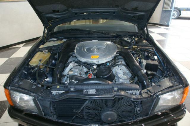Rare Mercedes-Benz 560 SEC AMG Special Koenig For Sale at $222K