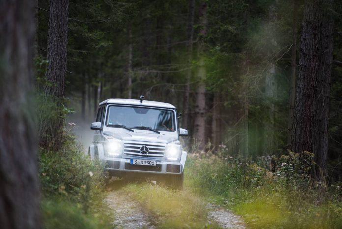 #ChasingStars - Mercedes-Benz G-Class Experience