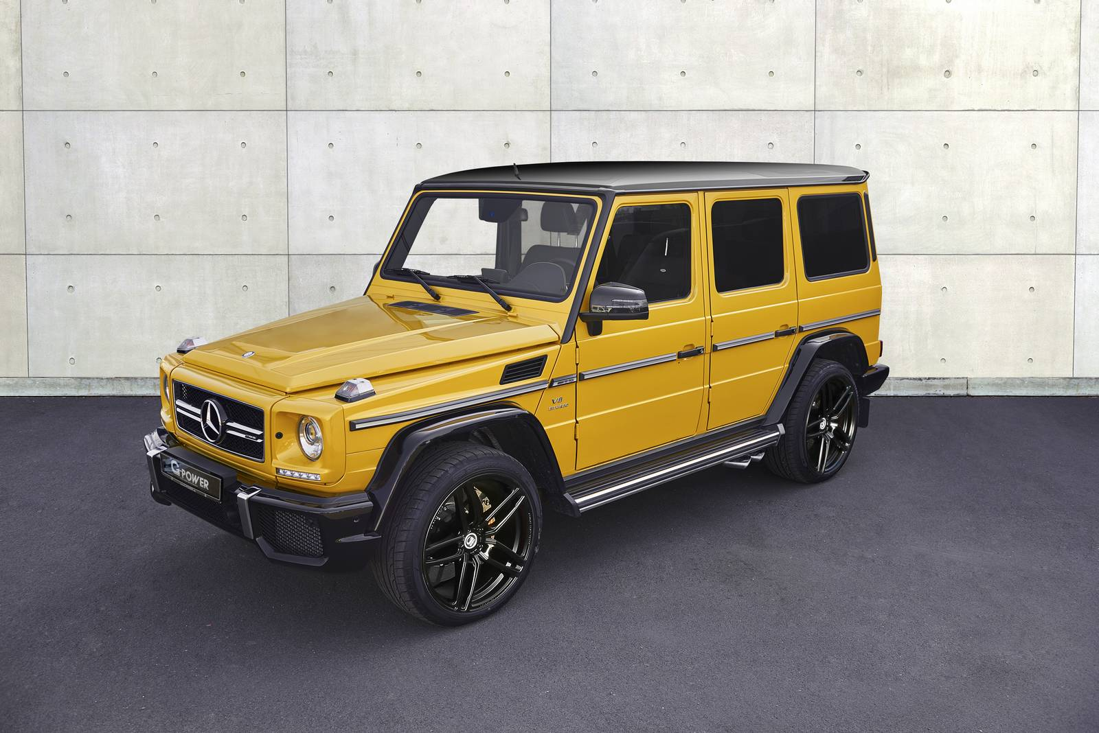 Official g power mercedes benz g63 amg with 645hp gtspirit for Mercedes benz email address