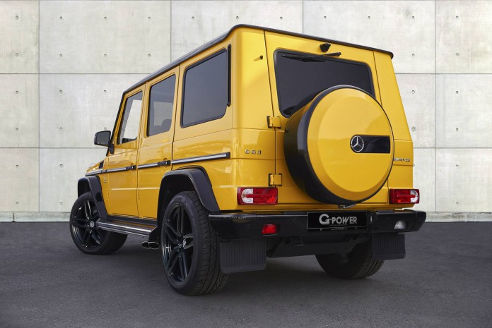 Mercedes-Benz G63 AMG by G-Power (4)