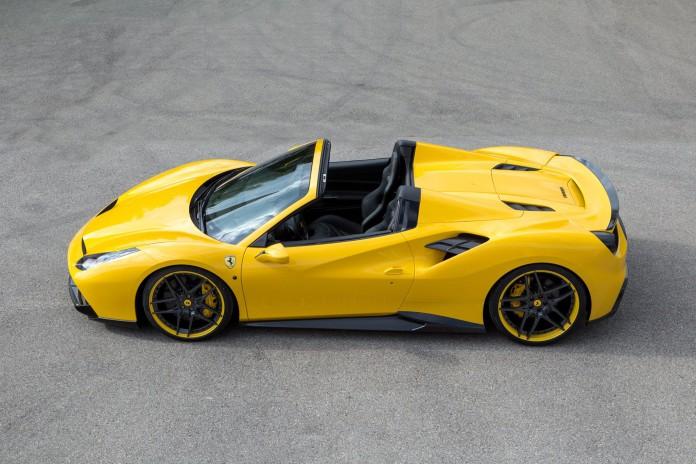 Novitec Rosso Ferrari 488 Spider (14)