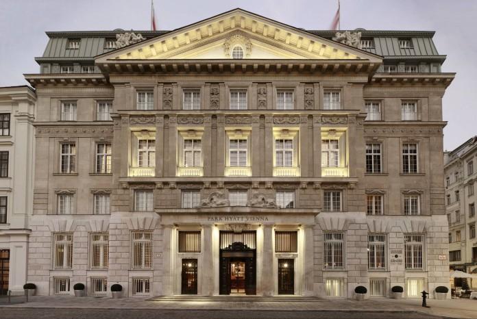 Park Hyatt Vienna_Hotel Exterior