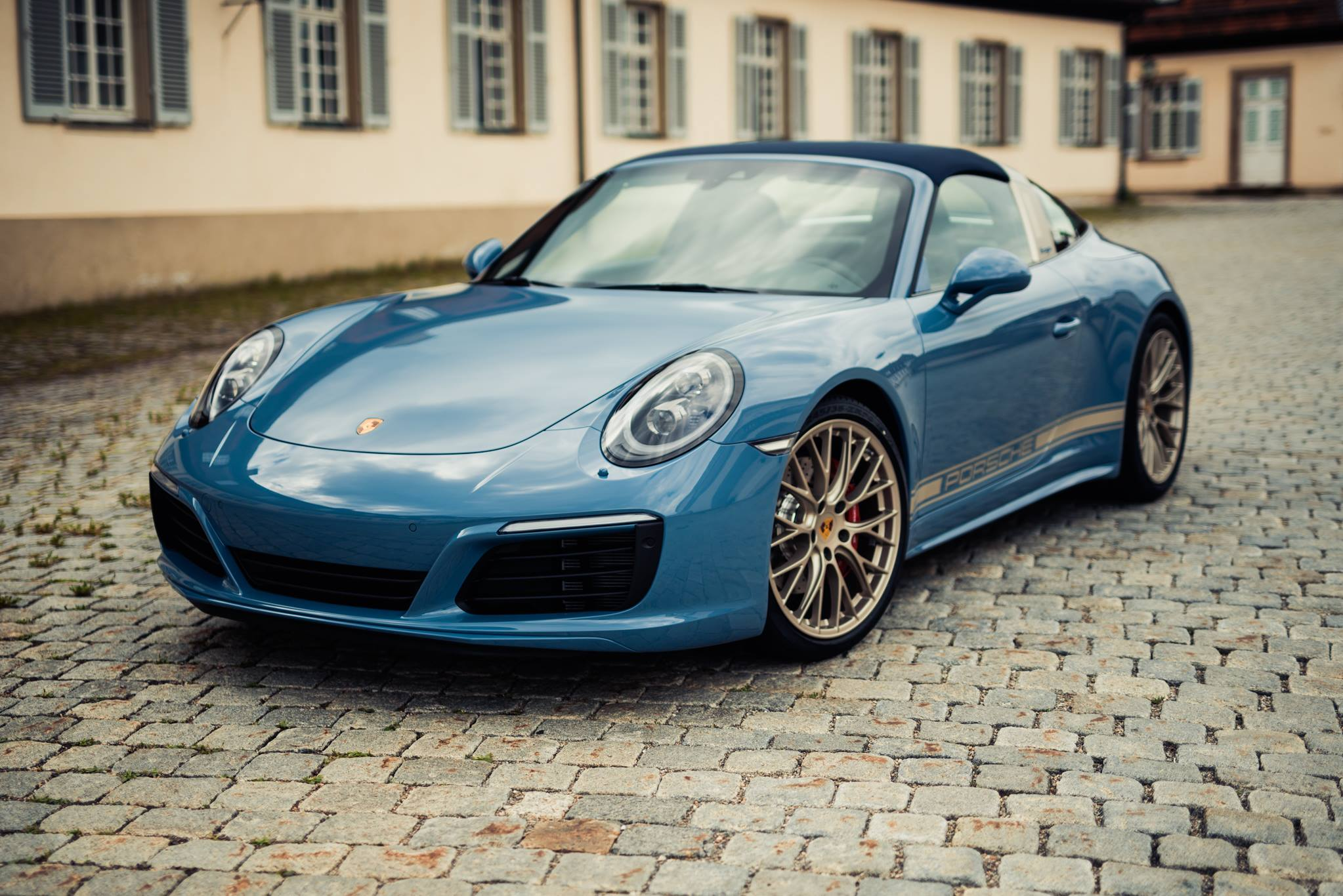 official 2017 porsche 911 targa 4s exclusive design edition