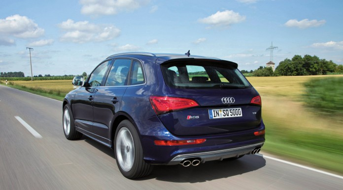 Audi SQ5 Rear