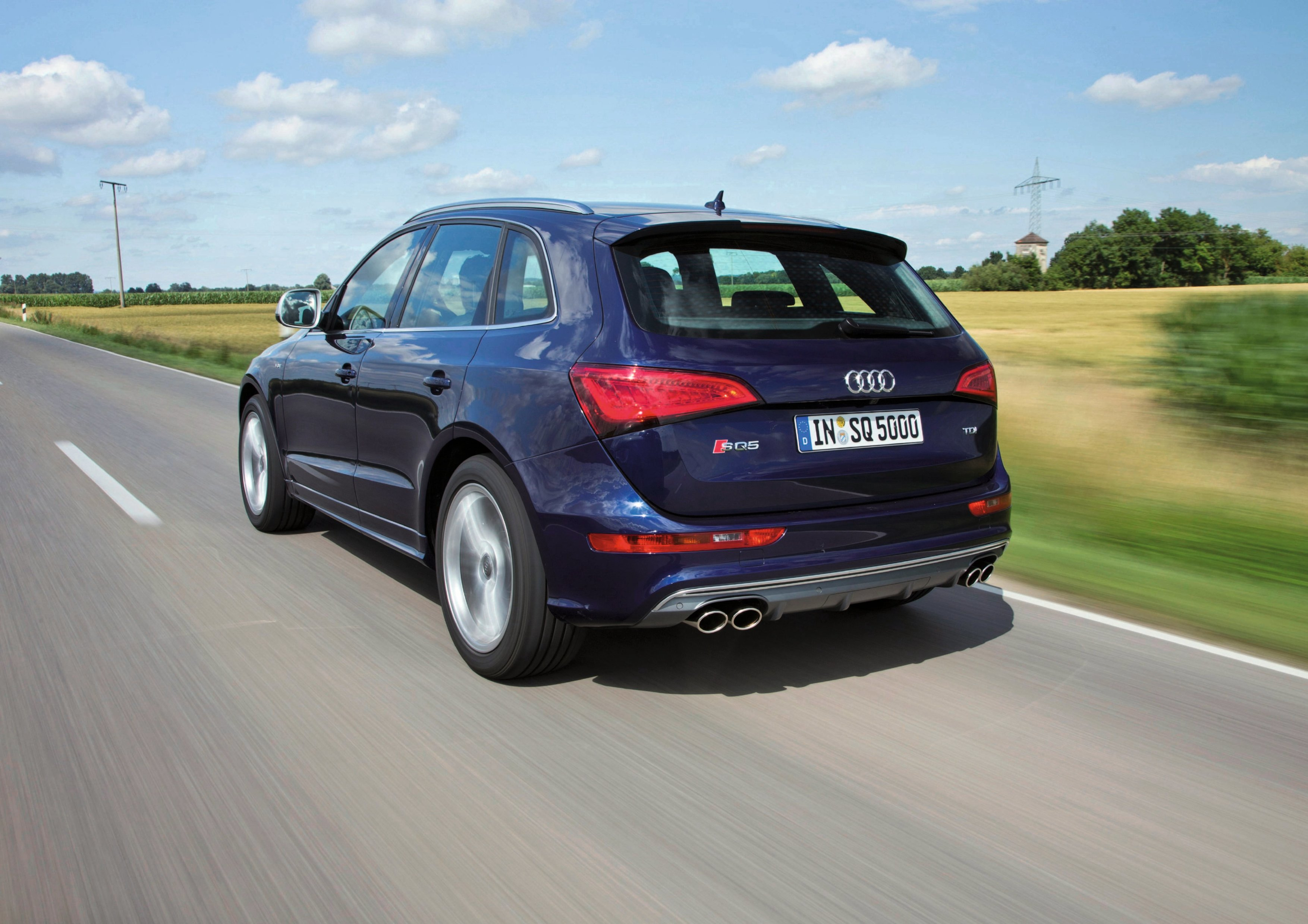 Audi SQ5 Long Term Review