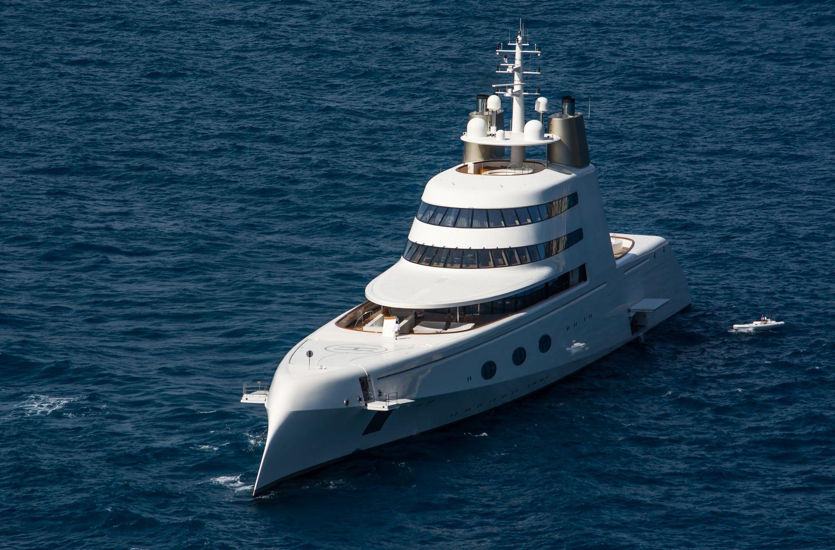 Superyacht Sunday 300 Million Motor Yacht A For Sale
