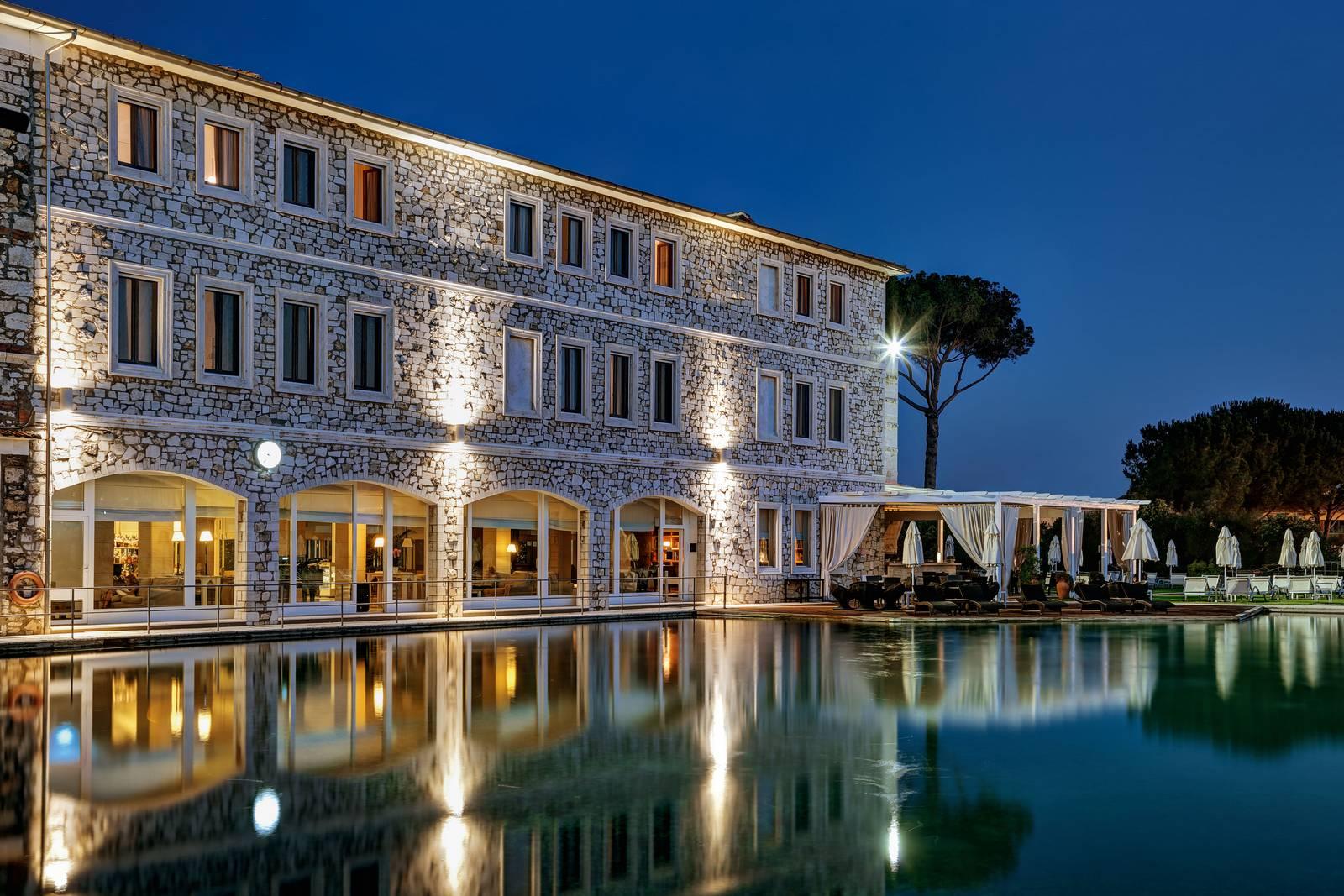 Terme di saturnia spa golf resort review gtspirit - Bagni di saturnia ...