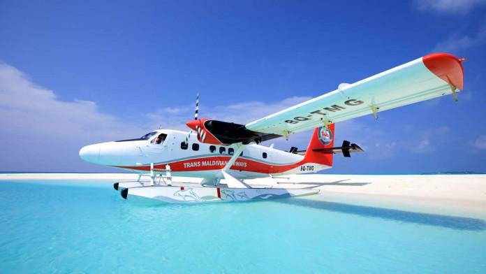 Maldivian Seaplane
