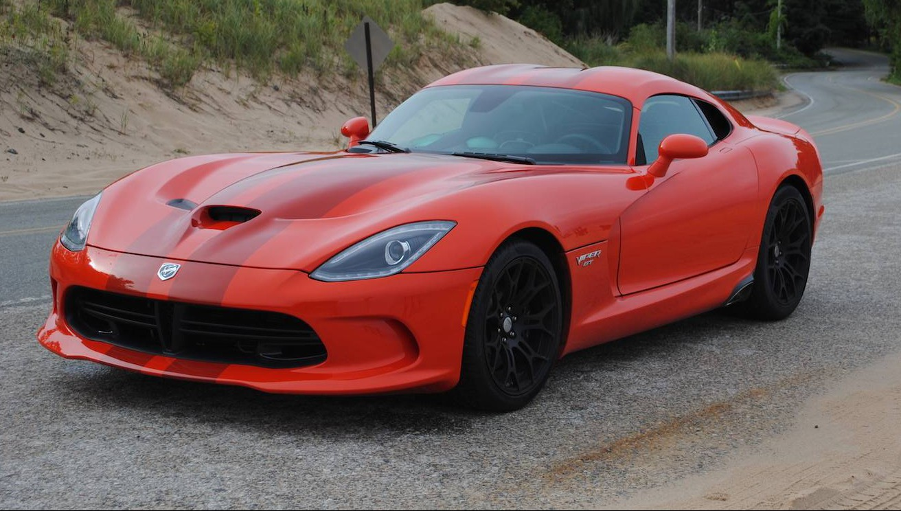 thread 2016 dodge viper - photo #45