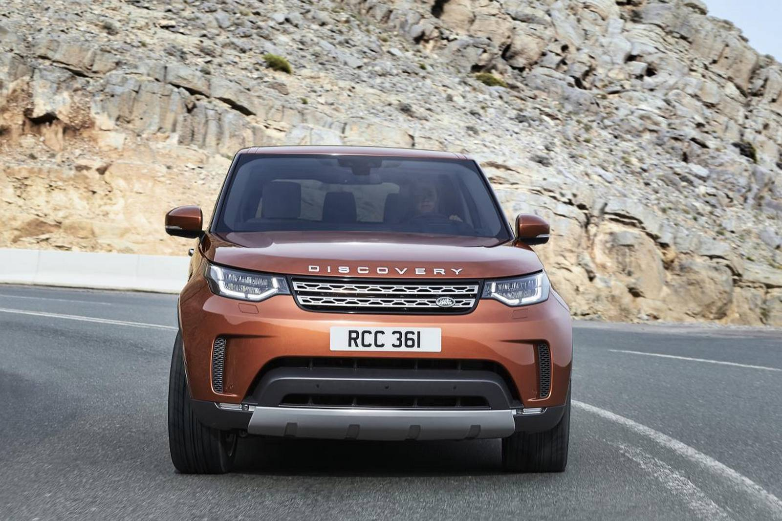 Official: 2017 Land Rover Discovery - GTspirit