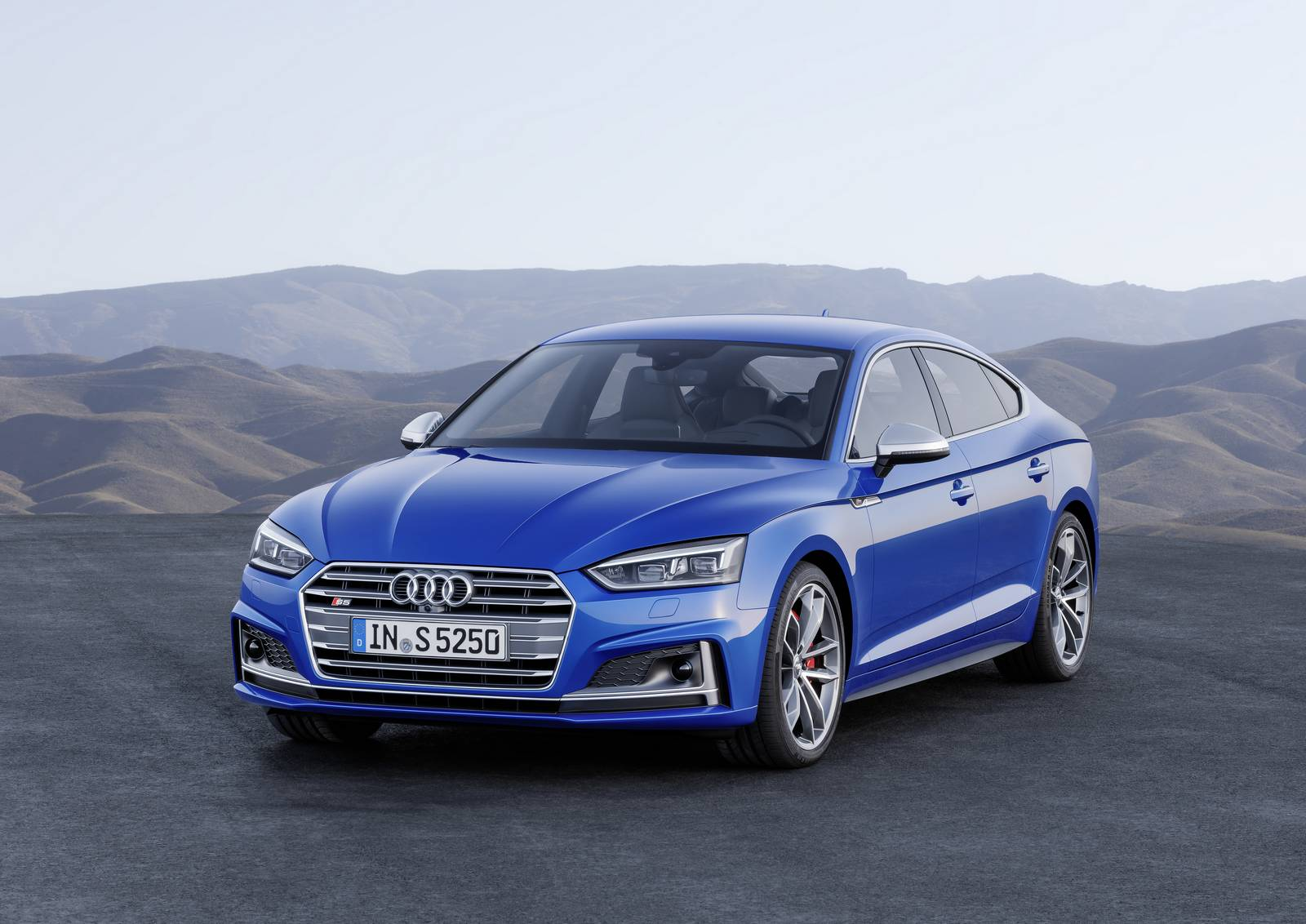 Official 2017 Audi A5 And S5 Sportback