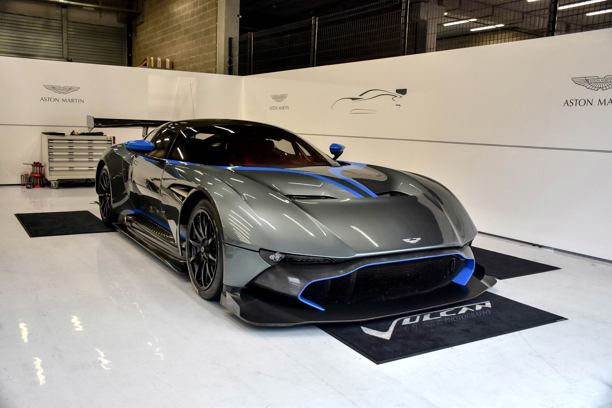 Gallery: Aston Martin Vulcan Attack At Spa-Francorchamps
