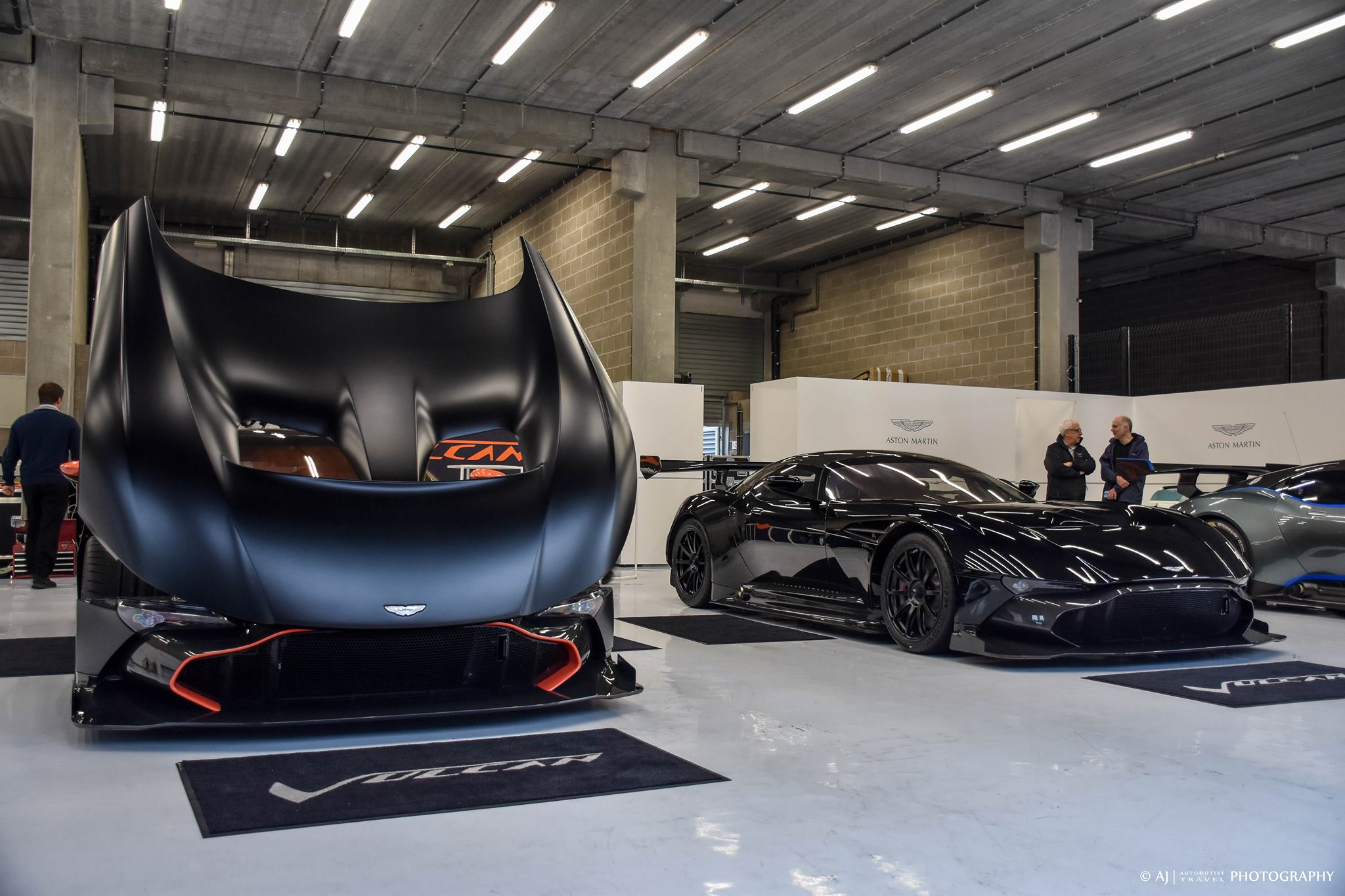 Gallery: Aston Martin Vulcan Attack at Spa-Francorchamps ...