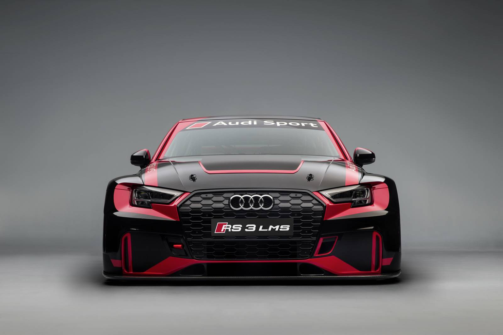 official 2017 audi rs3 lms revealed priced from 129 000 euros gtspirit. Black Bedroom Furniture Sets. Home Design Ideas