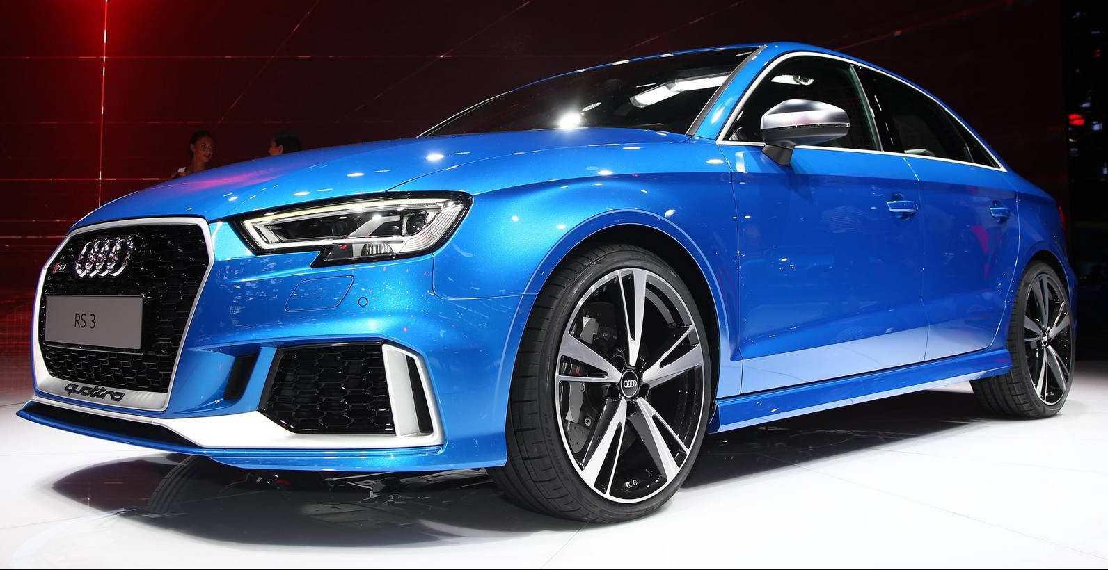 Paris 2016 Audi Rs3 Sedan Gtspirit