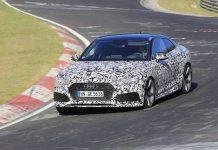 Audi RS5 Coupe Debut Geneva 2017