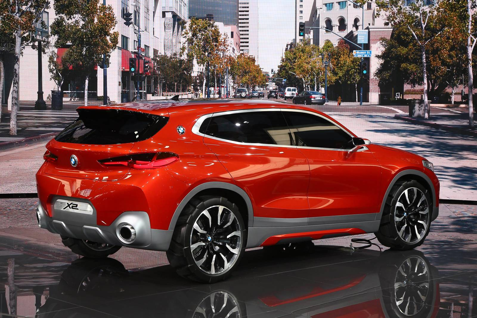 Paris 2016 Bmw X2 Concept Gtspirit