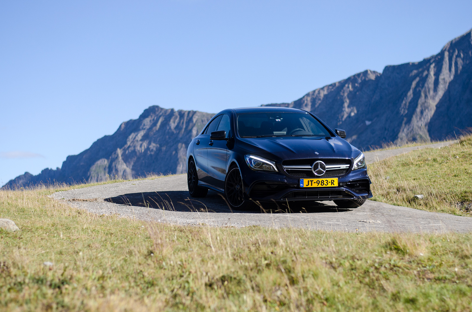 2017 Mercedes-AMG CLA 45 Road Trip Review