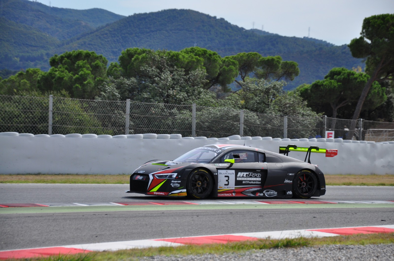Curbstone Track Events Round 16 & 17 at Circuit de Barcelona