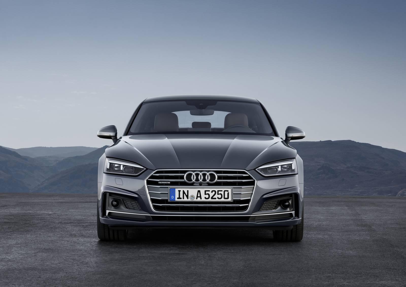 Image Result For Audi A Sportback Daytona Grey