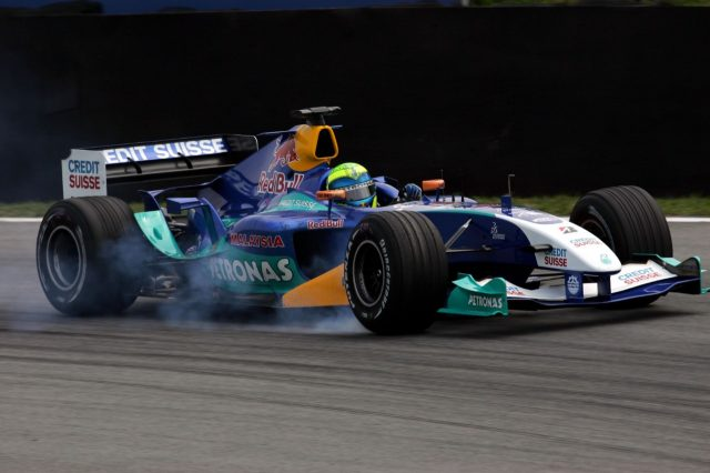 Felipe Massa - Sauber Petronas C23