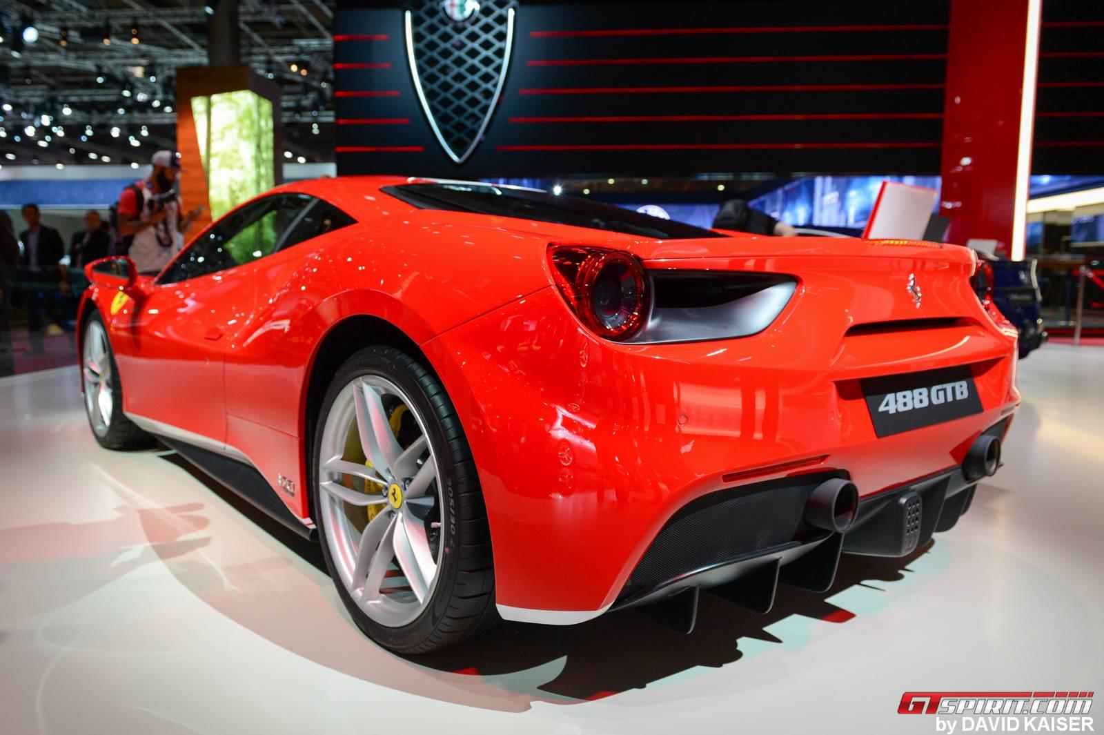 Paris 2016 Ferrari 488 GTB The Schumacher GTspirit