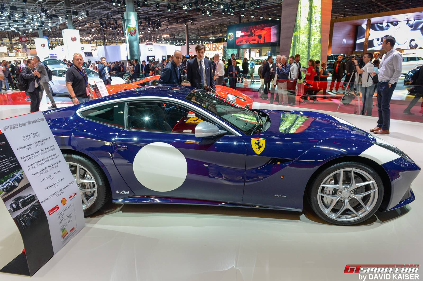 "Paris 2016: Ferrari F12berlinetta ""The Stirling"""