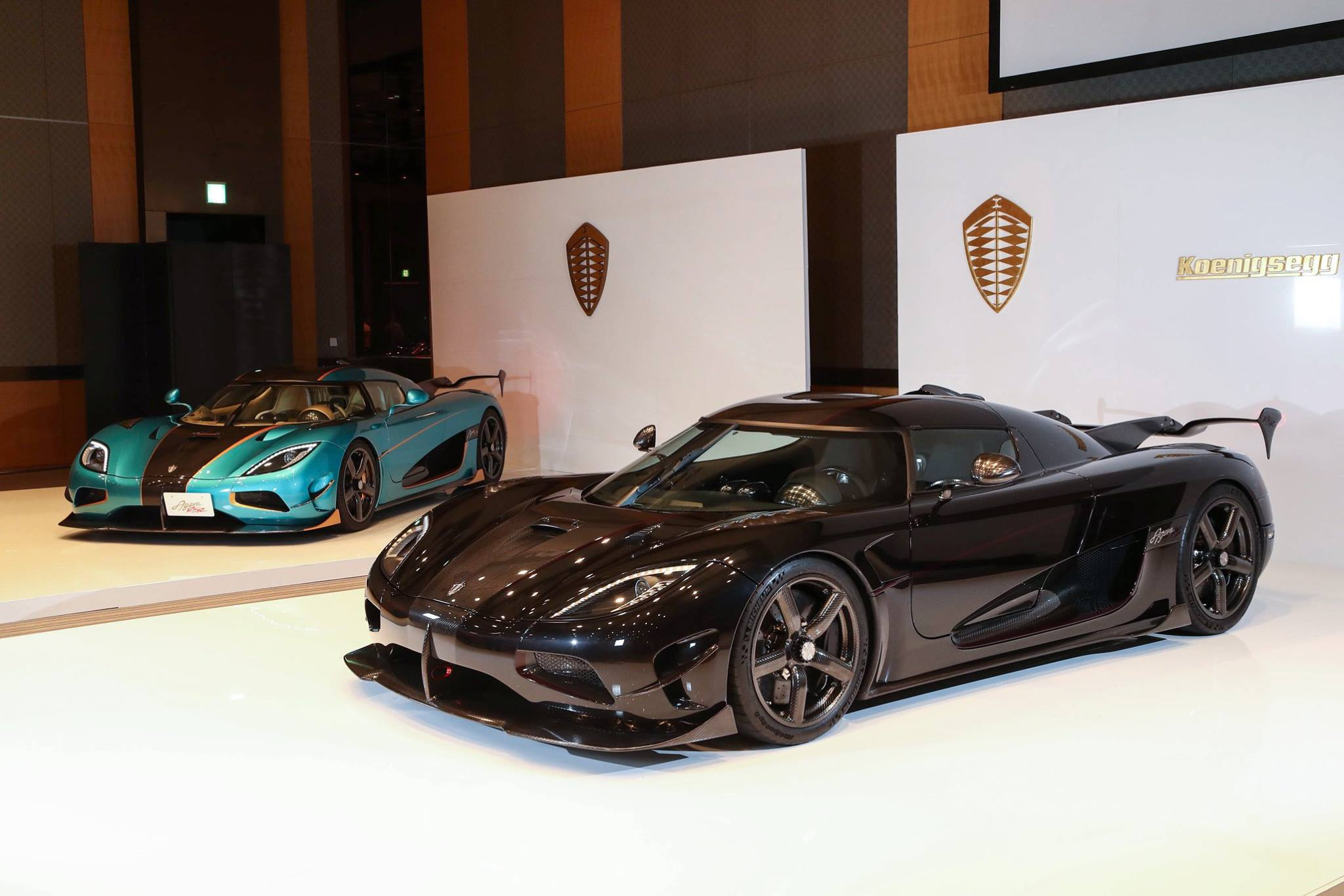 Koenigsegg Agera RSR Debuts in Japan, Limited to 3 Units Only