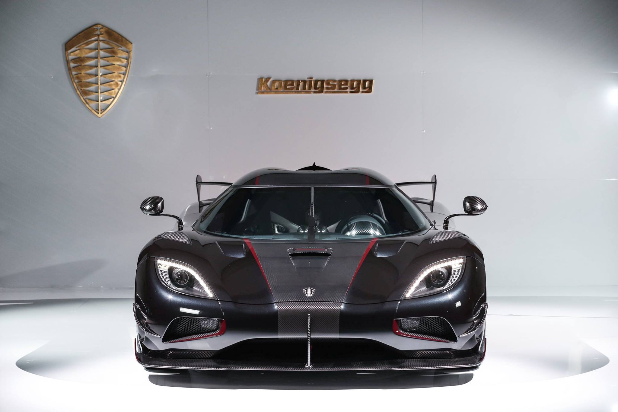 Koenigsegg One Interior >> Koenigsegg Agera RSR Debuts in Japan, Limited to 3 Units Only - GTspirit
