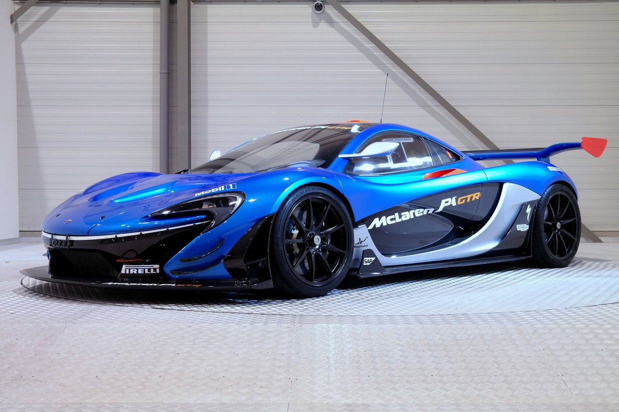road legal mclaren p1 gtr for sale in holland at 35