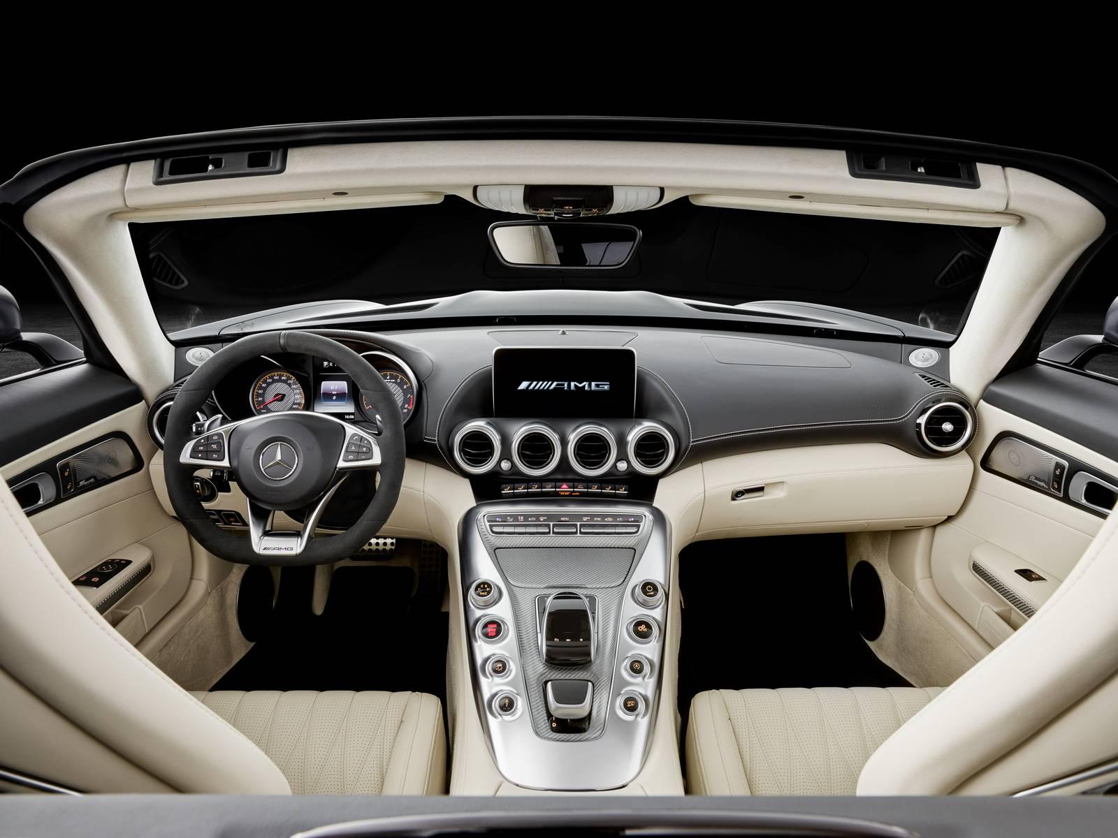 Official 2017 Mercedes Amg Gt C Roadster Gtspirit