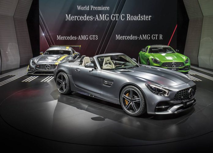 Mercedes-Benz Media Night, Paris 2016