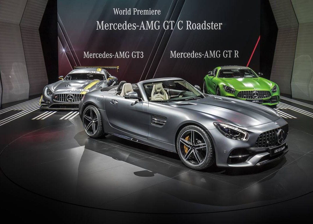 Highlights of the Mercedes-Benz Media Night Paris 2016